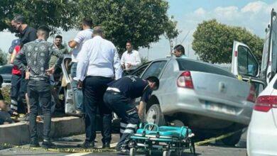 Photo of Urfa'da Kamyon ile otomobil çarpıştı: 1 ölü, 2 yaralı