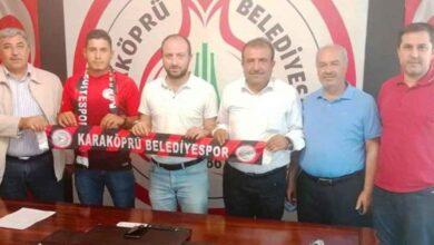 Photo of Karaköprü Belediyespor genç futbolcuyla anlaştı