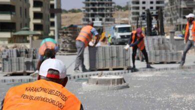 Photo of Karaköprü'de Yeni Yollar Hizmete Hazırlanıyor