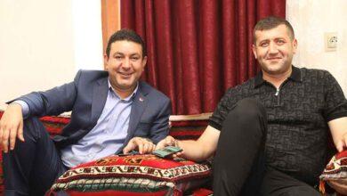 Photo of Ersoy'dan başkan Özyavuz'a ziyaret