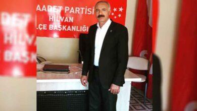 Photo of Saadet partili Başkan istifa etti!
