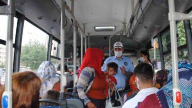 Photo of Şanlıurfa'da toplu taşıma araçları denetlendi