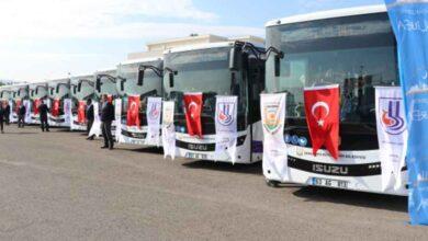 Photo of Urfa'da Toplu taşıma bayram süresince ücretsiz olacak
