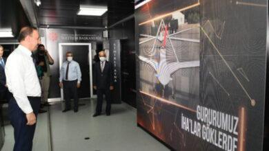 Photo of Cumhurbaşkanlığı dijital tırı Şanlıurfa'da