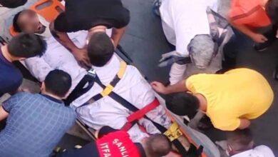 Photo of Urfa'da Asansörle birliklte 3'üncü kattan düştü