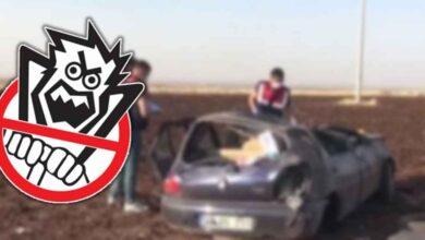 Photo of Şanlıurfa'da feci kaza: 2 ölü 1'i polis, 3 yaralı