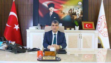Photo of Şanlıurfa il sağlık müdürü'nden önemli çağrı!