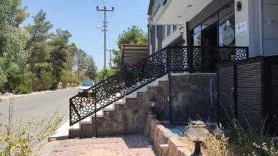 Photo of Şanlıurfa'da Kaldırıma merdiven yapıldı