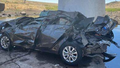 Photo of Şanlıurfa'da 1 ayda 602 kaza meydana geldi
