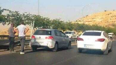 Photo of Şanlıurfa'da Akabe yolunda trafik kazası