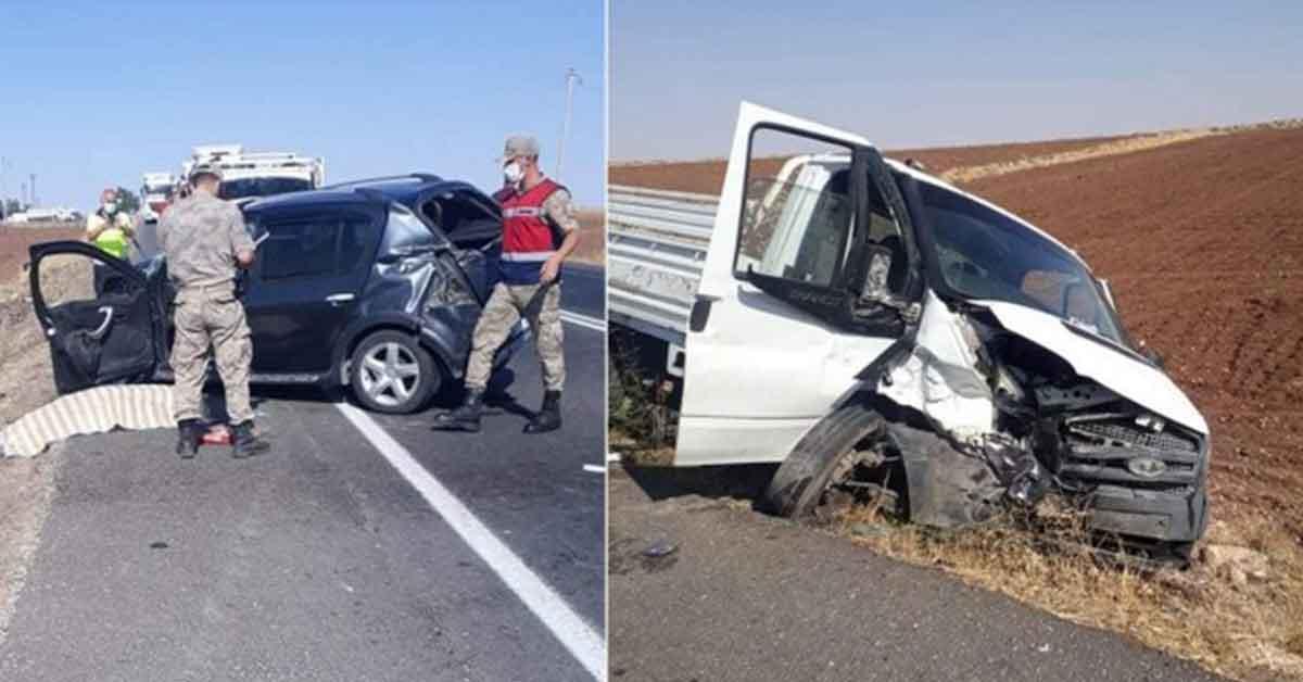 Urfa'da ölüm yolu için kampanya başlatıldı