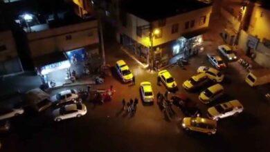 Photo of Şanlıurfa'da yüzlerce polis ile uygulama yapıldı