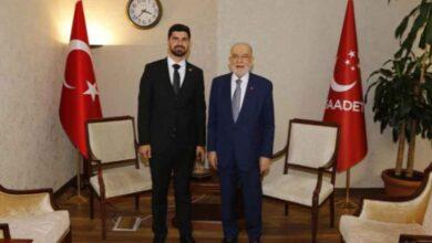 Photo of Şanlıurfa Saadet partisi'nde istifa!