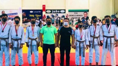 Photo of Şanlıurfalı sporcular 9 madalya ile döndü
