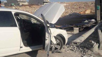 Photo of Urfa'da Otomobil Elektrik direğine çarptı: 1 yaralı