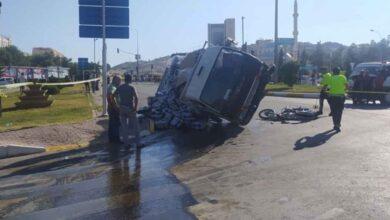 Photo of Urfa'da trafik kazası: 1 ölü, 1 yaralı