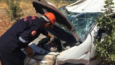 Photo of Şanlıurfa'da feci kaza: 1 ölü, 3 yaralı