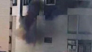Photo of Karaköprü'de bir marketin deposunda yangın çıktı