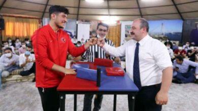 Photo of Urfalı Sporcu, Türkiye 2.'si Oldu