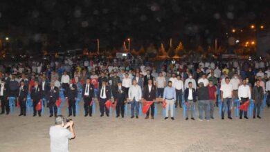 Photo of Viranşehir'de Milli Birlik Günü Kutlandı