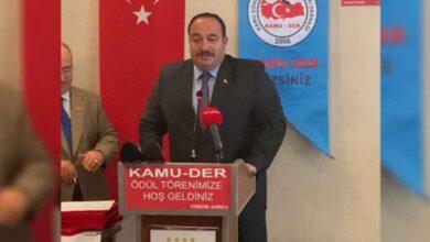 """Photo of Viranşehir Belediye Başkanı'na """"Yılın Başkanı"""" ödülü"""