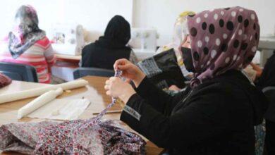 Photo of Eyyübiyeli Kadınlar Aile Bütçesine Katkı Sağlıyor