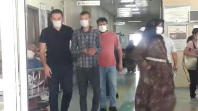 Photo of Urfa'da Hırsızlık Yapan Şahıs Yakalandı