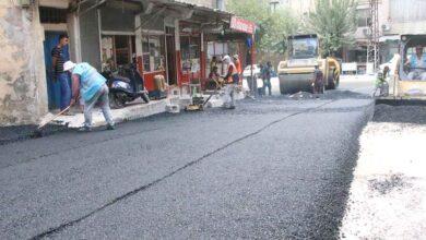 Photo of Haliliye Belediyesi Asfalt Çalışmalarına Başladı