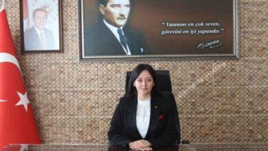 Photo of Halfeti'ye İlk Defa Bir Kadın Kaymakam Atandı
