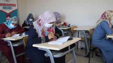 Photo of Kadınlar Okuma Öğreniyor, Çocukları Da Eğitim Alıyor