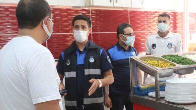 Photo of Haliliye'de salgınla mücadele devam ediyor