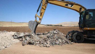 Photo of Haliliye Belediyesi, yeni yolları ilçeye kazandırıyor