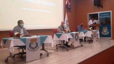 Photo of Haliliye meclisi'nde imar raporları konuşuldu