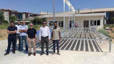Photo of HRÜ'nde Yoğunlaştırılmış Güneş Kolektörü Geliştirildi