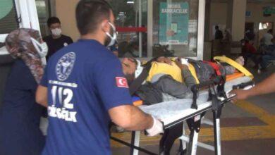 Photo of Urfa'da Dengesini Kaybeden İşçi Ağır Yaralandı