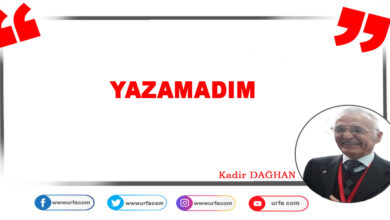 Photo of Yazamadım