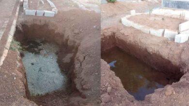 Photo of Suruç'ta Mezarlıklar Lağım Suları Altında Kaldı