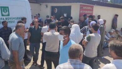 Photo of Urfa'da elektrik akımına kapılan işçi hayatını kaybetti