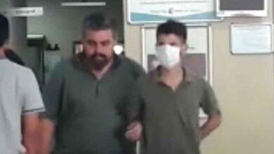 Photo of Şanlıurfa'da ikamet hırsızı yakalandı