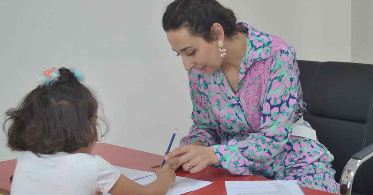 """Urfa'da çocuklara """"okul olgunluğu"""" testi"""