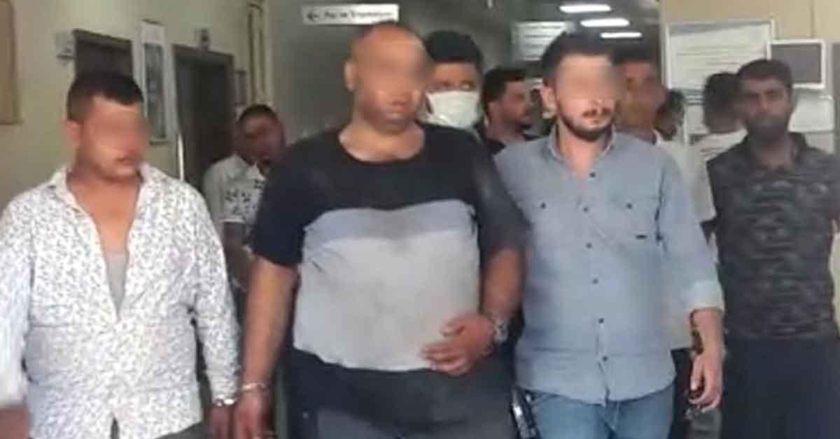 Şanlıurfa'da operasyon: 7 gözaltı