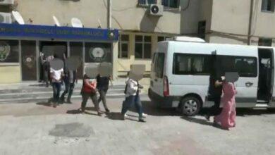 Photo of Urfa'da terör operasyonu: 6 gözaltı