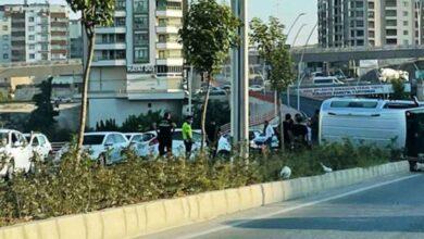 Photo of Şanlıurfa'da otomobil ile hafif ticari araç çarpıştı