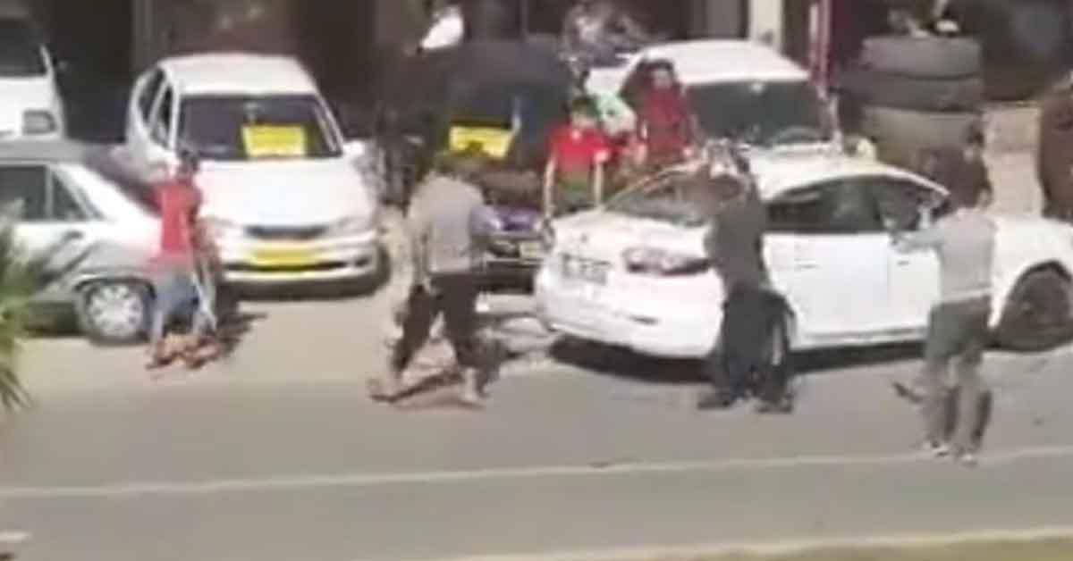 Şanlıurfa'da yol verme kavgası: 6 yaralı