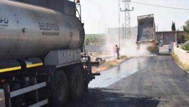 Photo of Viranşehir Kırsalında Yol Yapım Ağı Genişliyor