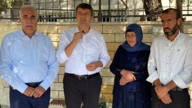 Photo of CHP'li Vekillerden Şenyaşar Ailesine Ziyaret