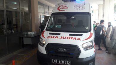 Photo of Urfa'da 2 Araç çarpıştı! 1 yaralı