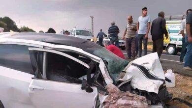 Photo of Urfa'da kaza! 1 ölü 1 yaralı