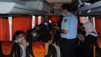 Photo of Şanlıurfa'da Aşı Kartı Ve Pcr Testi Denetimi