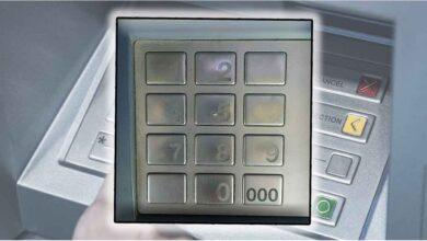 Photo of Urfa'daki ATM'lerde 6 ve 3 Rakamı Silindi